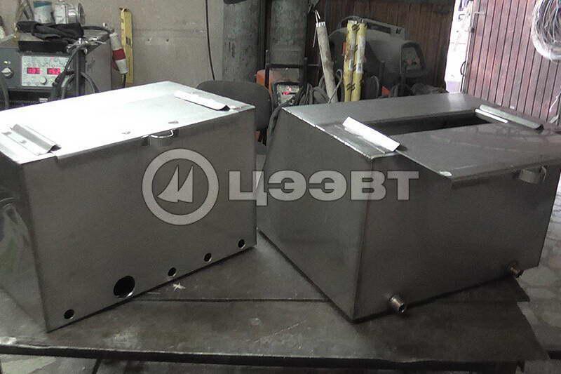 Металлоконструкции из нержавеющей стали на заказ. Рис. 8